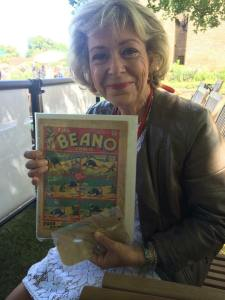 Beano fan Olly Driscoll still has the only known copy of Beano Number one with its free gift