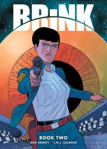 Brink Volume Two - Cover