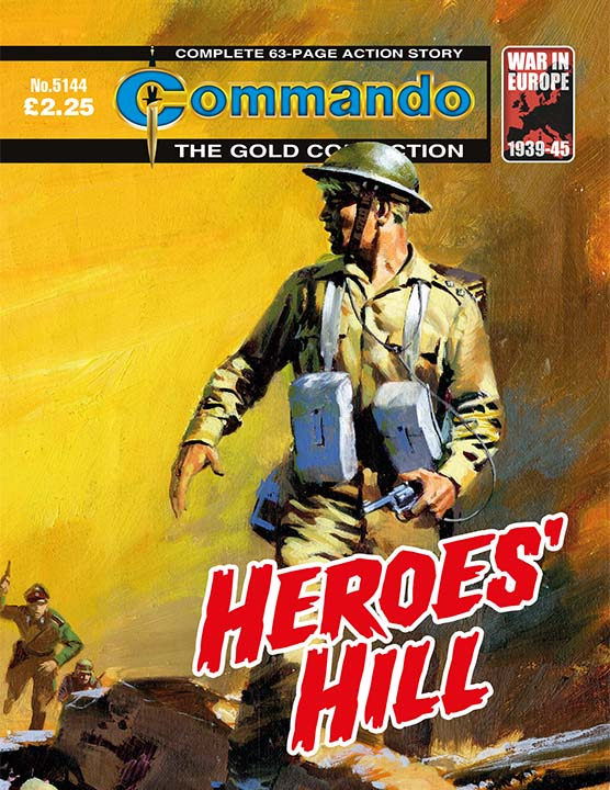 Commando 5144 - Gold Collection: Heroes' Hill