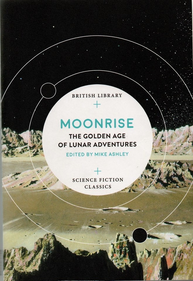 Moonrise: The Golden Age of Lunar Adventure - Cover