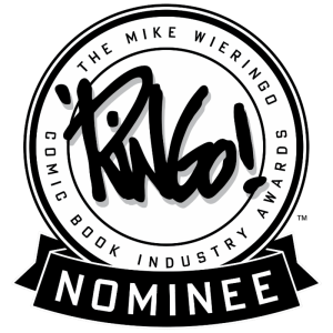 Mike Wieringo - Ringo Awards Nominee