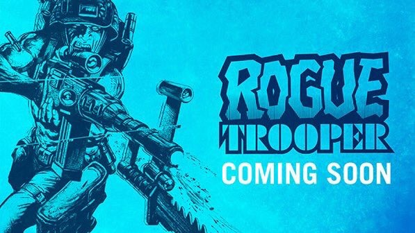 Rogue Trooper Film - Coming Soon