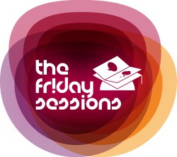 Lakes International Comic Art Festival - Friday Sessions Logo