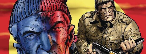 """Battle's """"Rat Pack"""" guest star in final issue of Rebellion's Sniper Elite Resistance mini series!"""