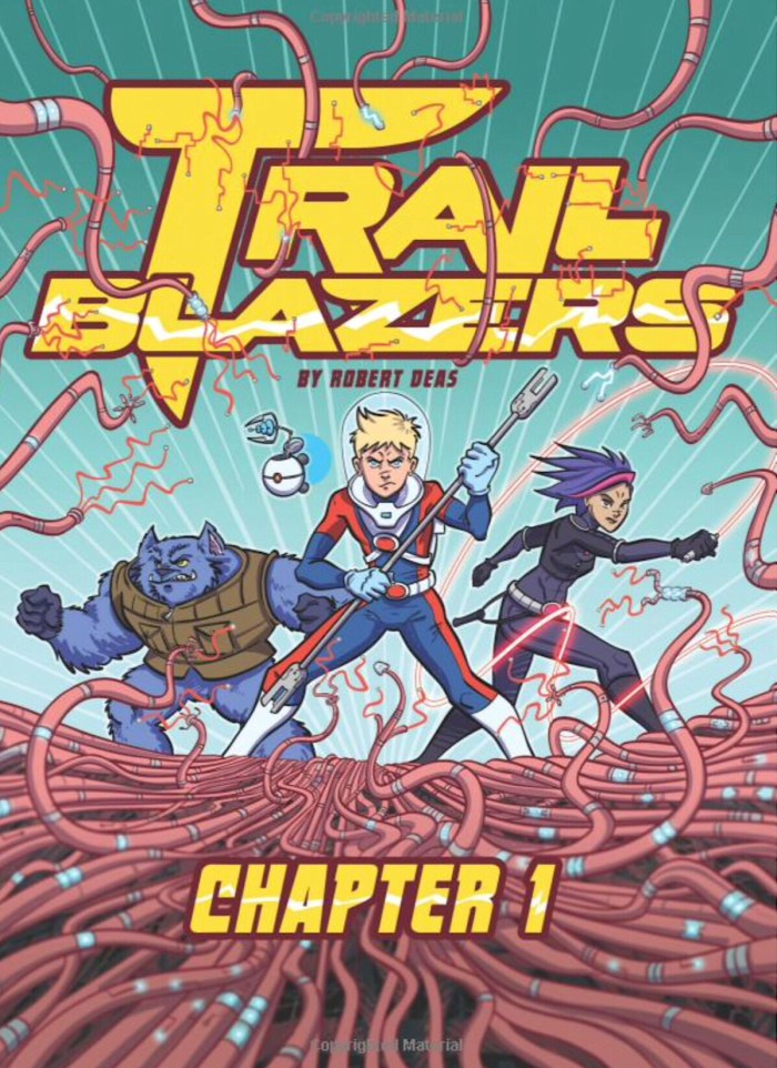 Phoenix Colossal Comics Collection Volume One - Trail Blazers