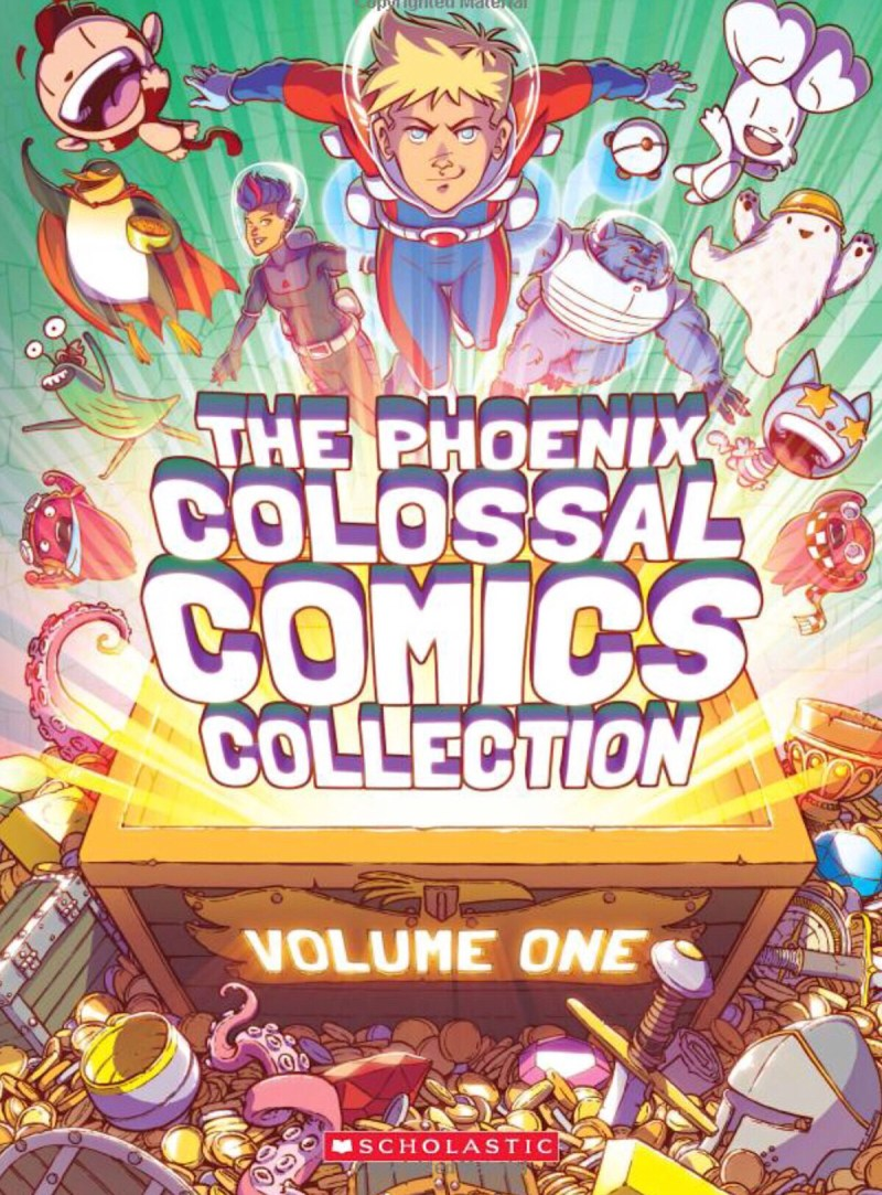 Phoenix Colossal Comics Collection Volume One