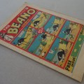 Beano Number One - cover dated 30th July 1938 (Phil Comics copy, 2018 auction item) - Cover