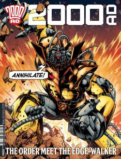2000AD 2094 - Cover