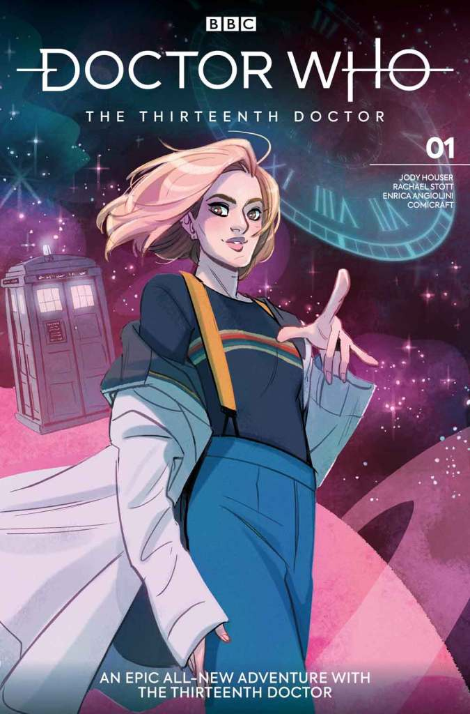Doctor Who: The Thirteenth Doctor #1 - Cover A