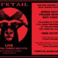 Forktail - Orbital Comics - Saturday 11th August 2018