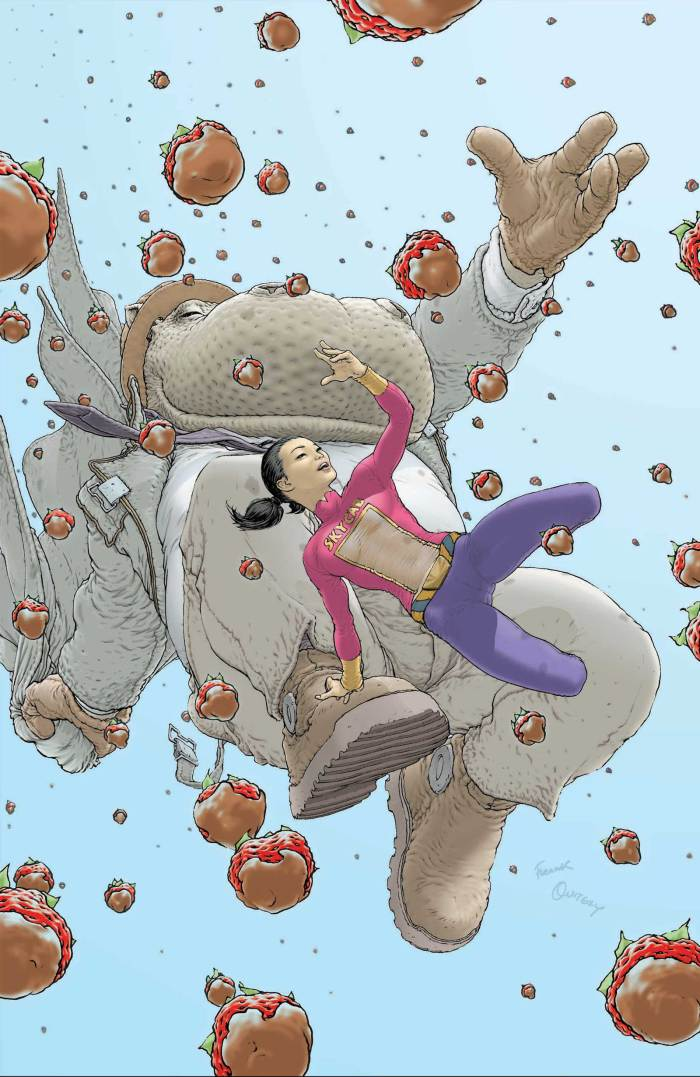 Frank Quitely - Elephantmen