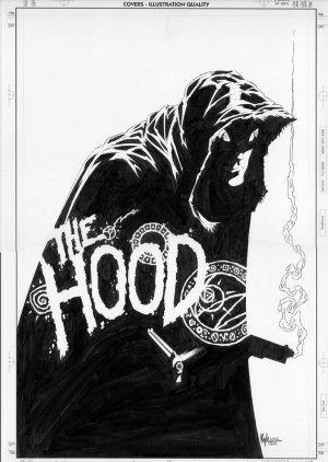The Hood by Kyle Hotz
