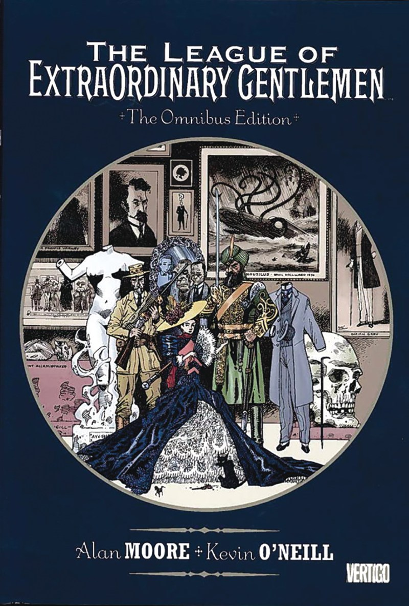 The League of Extraordinary Gentlemen Jubilee Edition