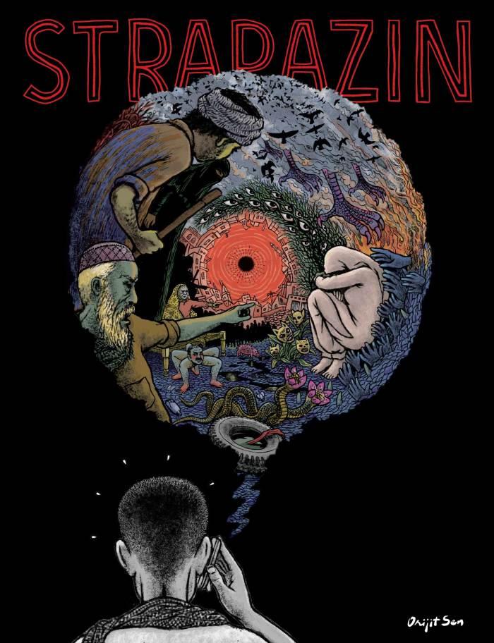 Strapazin by Orijit Sen