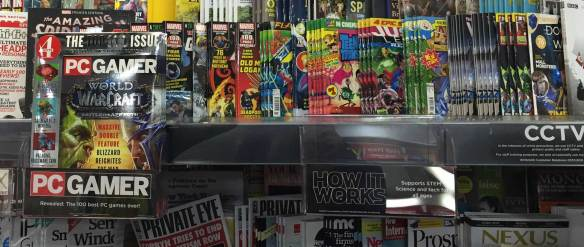 British Comic Sales Figures, Winners and Losers (January