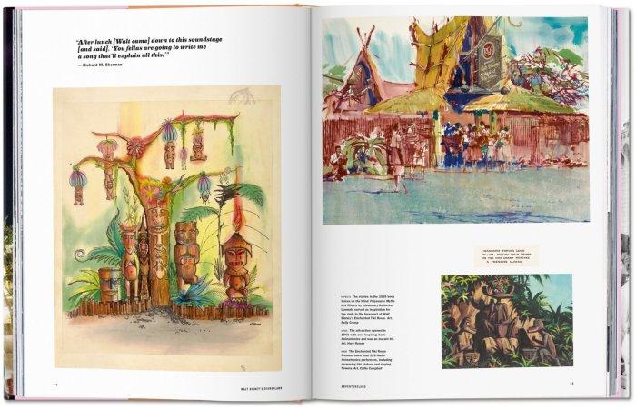 Walt Disney's Disneyland - Designs