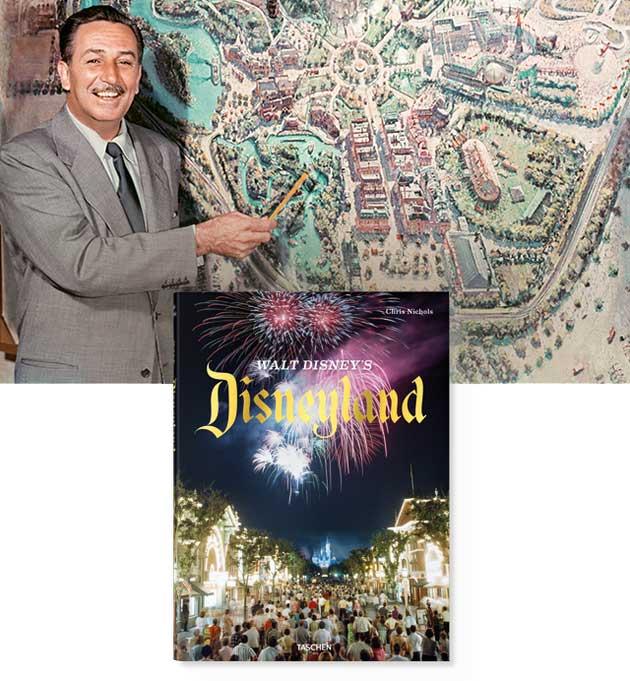 Walt Disney's Disneyland - Walt Disney