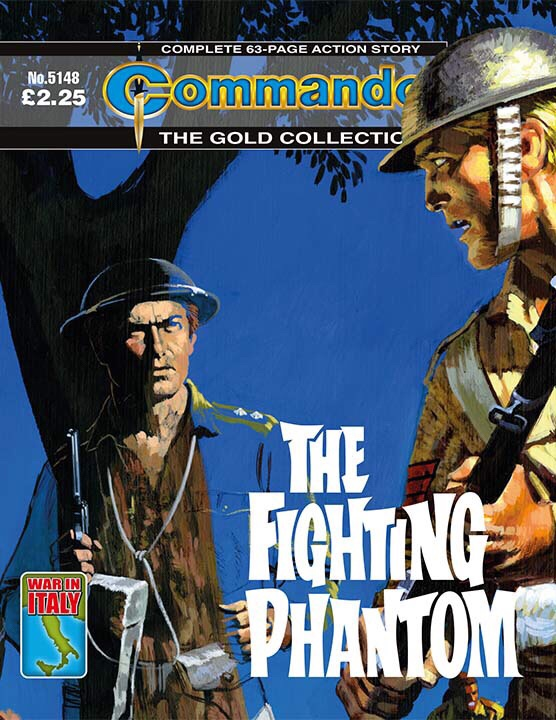 Commando 5148: Gold Collection: The Fighting Phantom