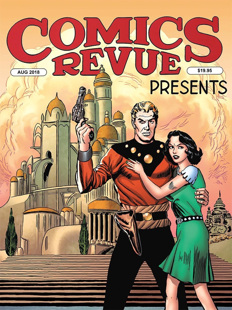 Comics Revue - August 2018