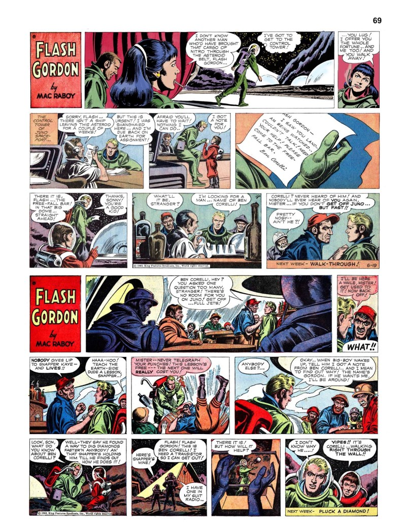 Comics Revue - August 2018 - Flash Gordon