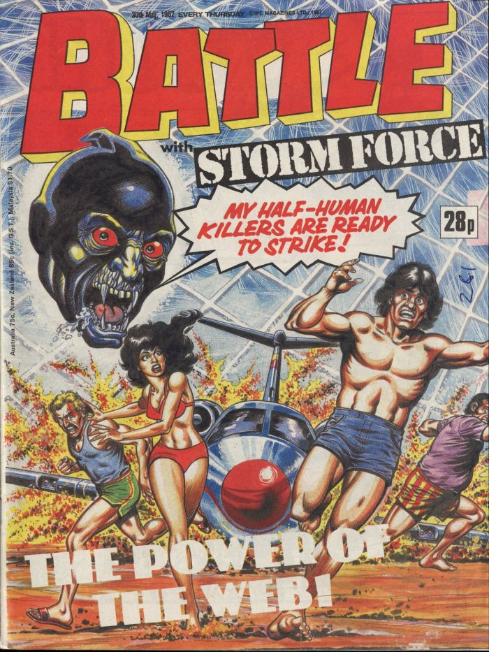 Storm Force replaces Action Force, an inhouse replacement for the lost licensed content