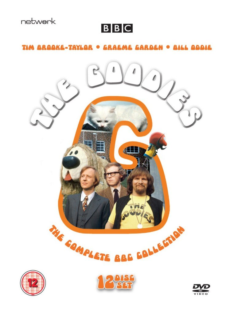 The Goodies:The Complete BBC Collection