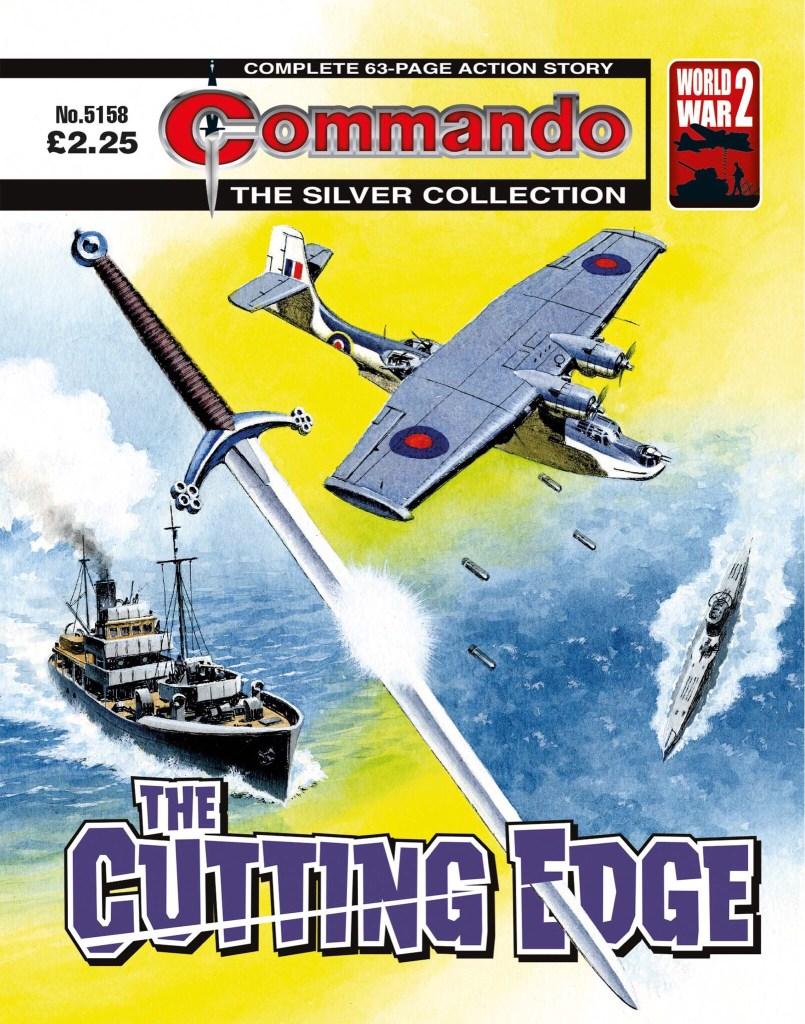 Commando 5158: Silver Collection - The Cutting Edge