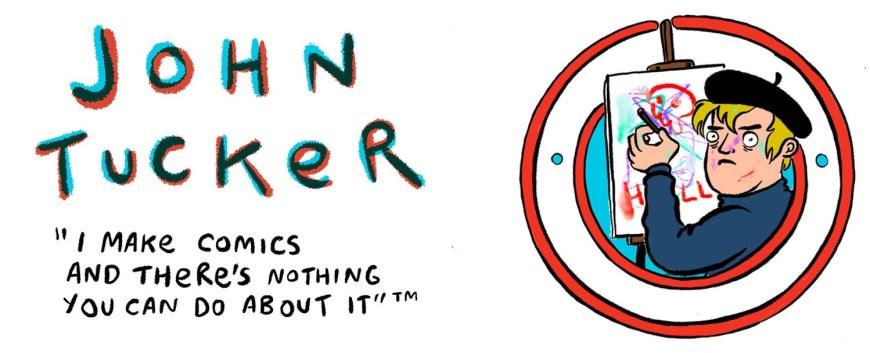 John Tucker - Promotional Image