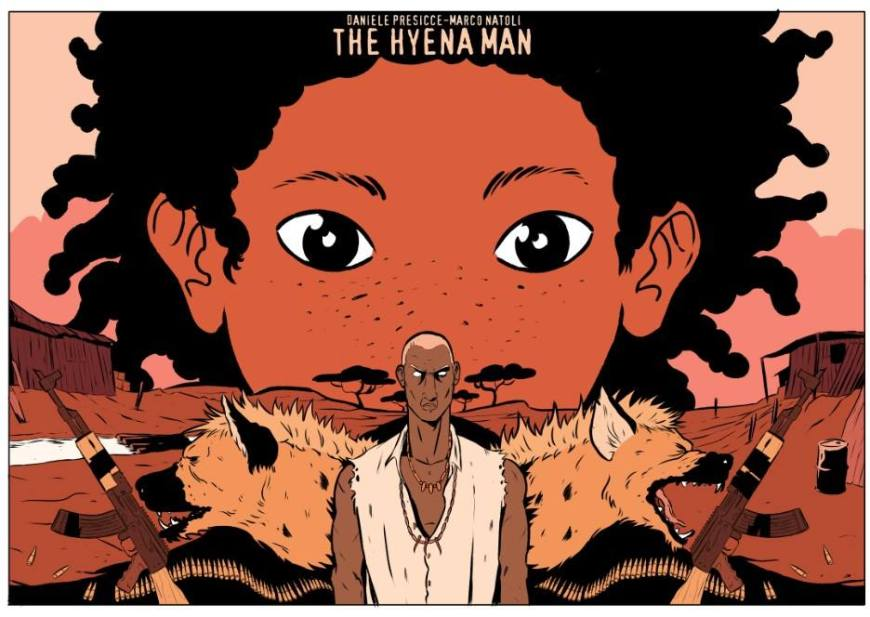 """Hyena Man"" by Daniele Presicce and Marco Natoli"