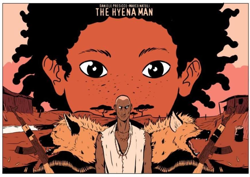 """Hyena Man"" by Daniele Presicce and Marco Natoli"