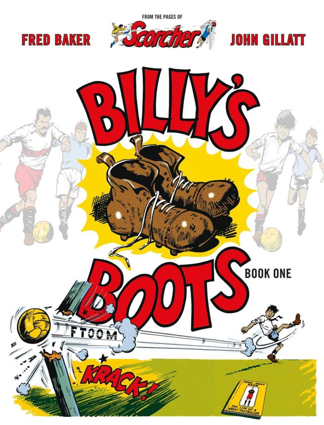 Billy's Boots, Book One