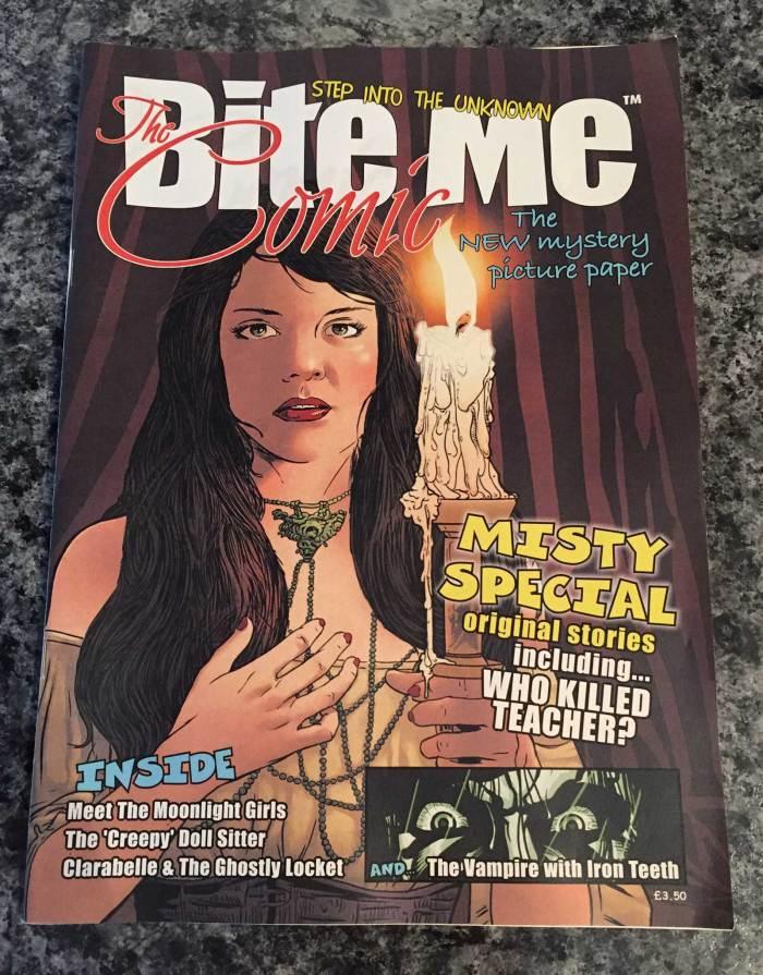 Bite Me - Cover