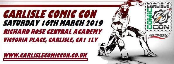Carlisle Comic Con 2019