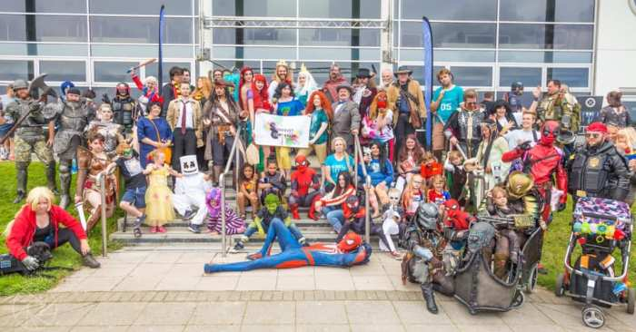 Cornwall Comic Con and Gaming Festival