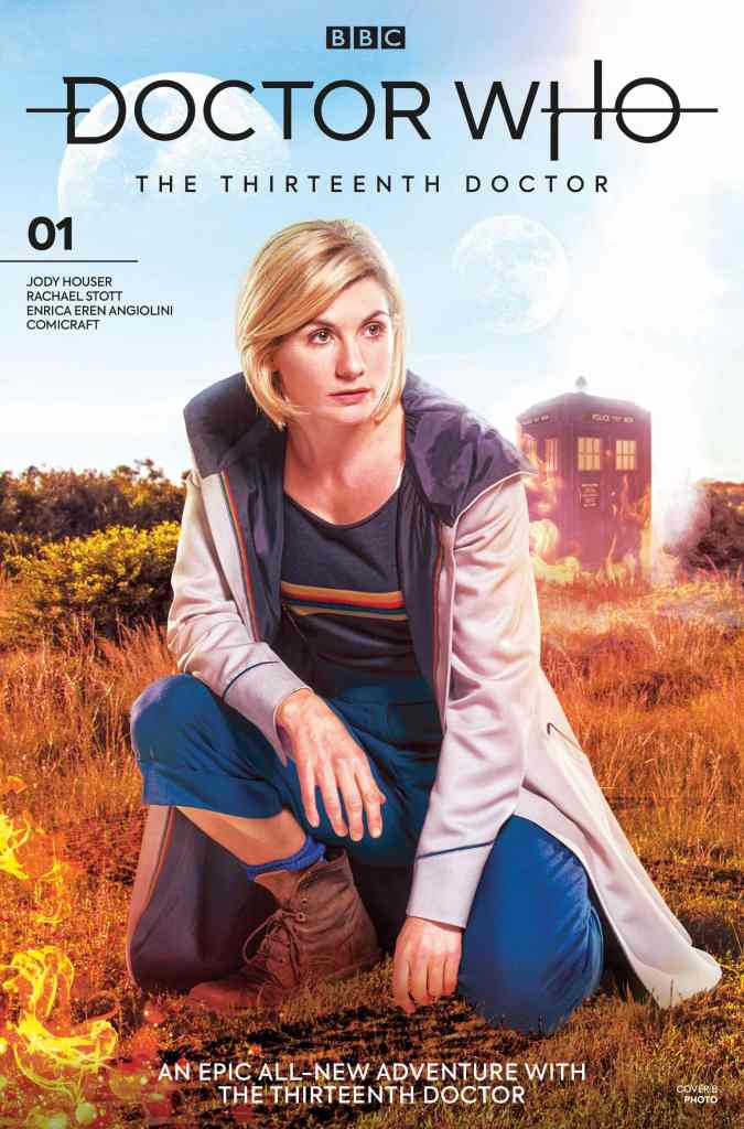 Doctor Who - The Thirteenth Doctor #1 Cover B - Photo