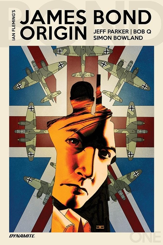 James Bond Origin #1 - Cover