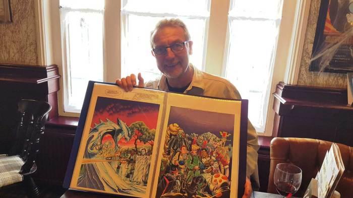 Comics Artist artist John Marshall