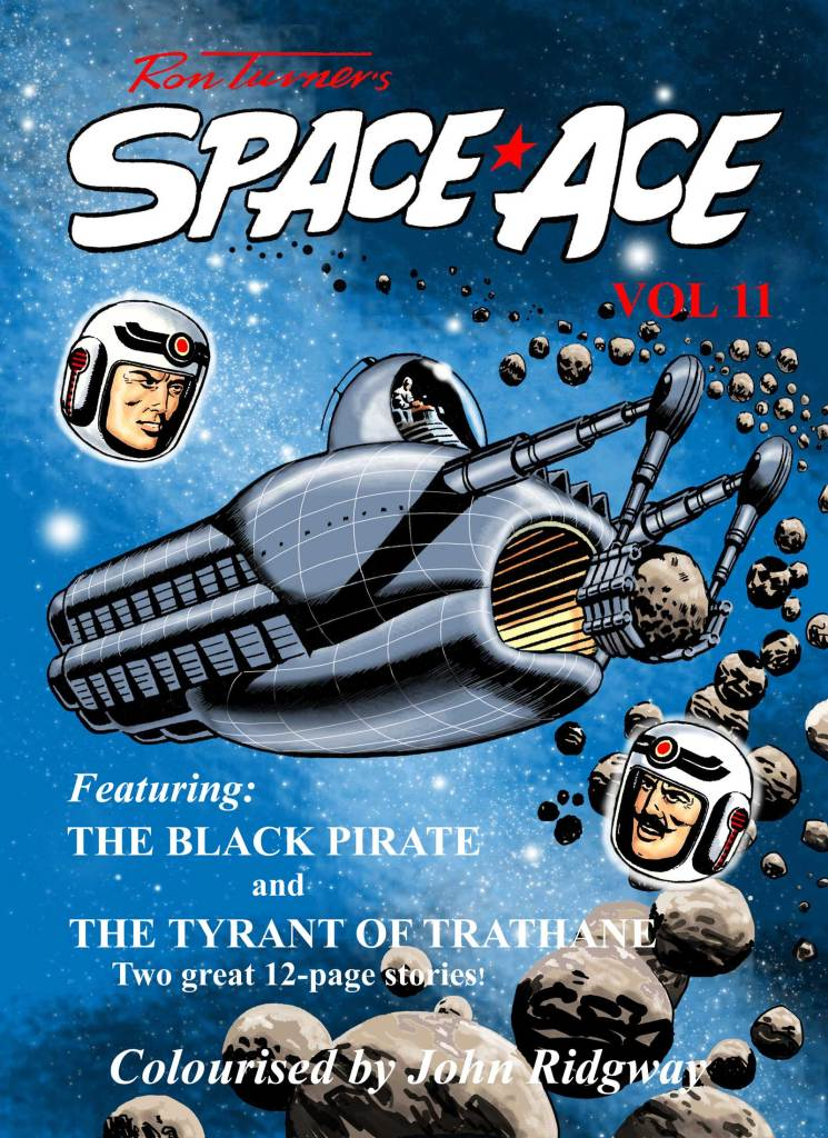 Space Ace Volume 11