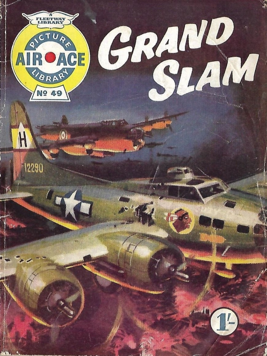 Air Ace Picture Library Issue 49