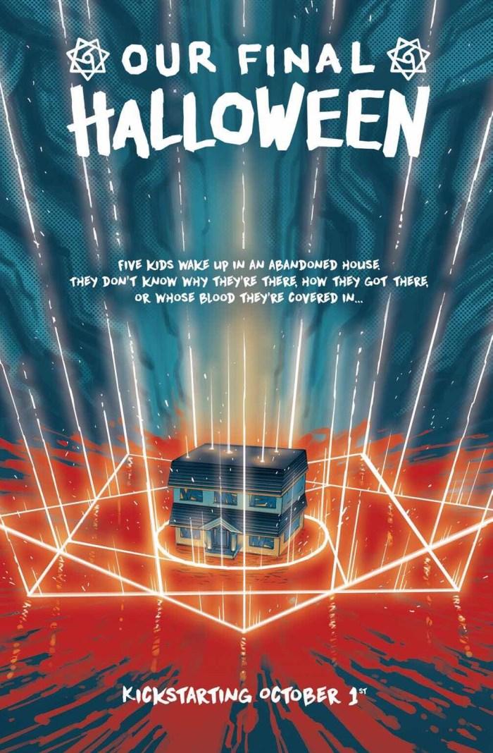 Final Halloween - Cover
