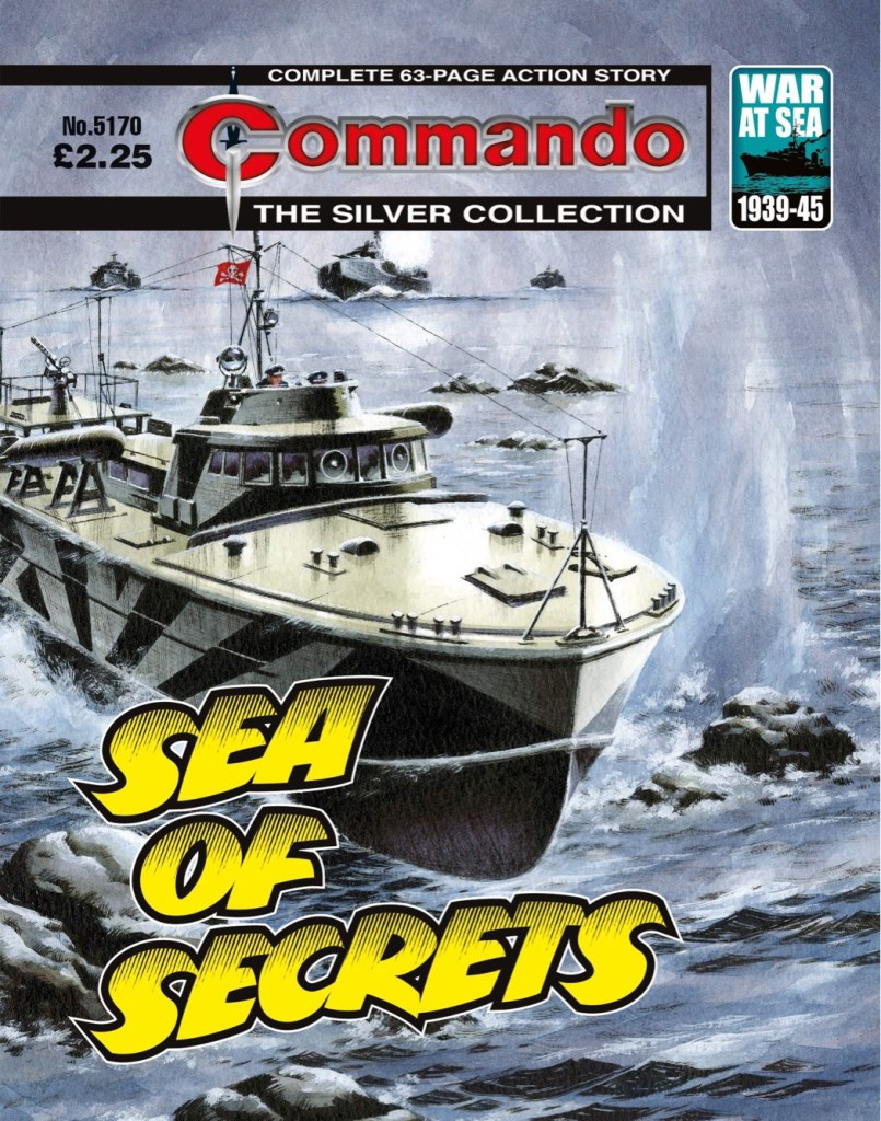 Commando 5170: Silver Collection: Sea of Secrets
