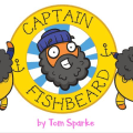 Captain Fishbeard by Tom Sparke