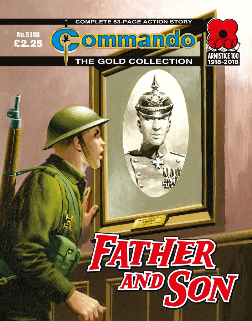 Commando 5180: Gold Collection: Father and Son