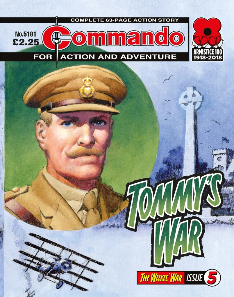 Commando 5181: Action and Adventure: Tommy's War