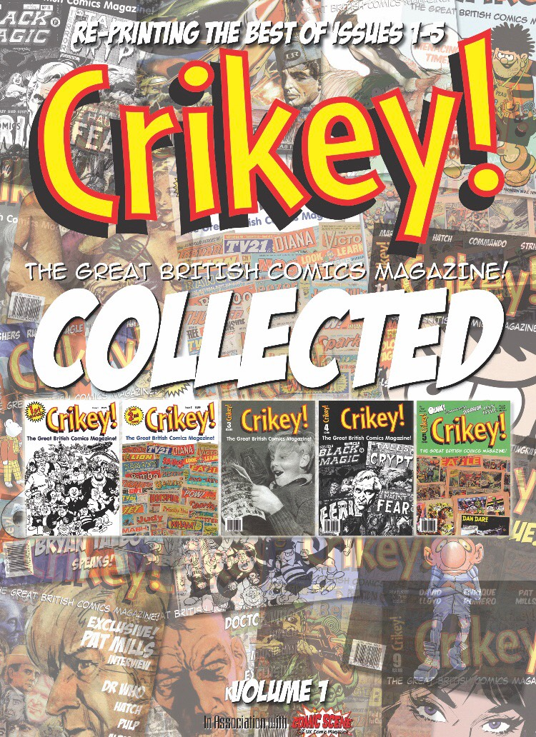 Crikey! Volume One