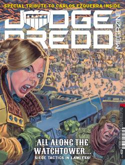 Judge Dredd Megazine 402 - Small