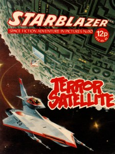 Starblazer Issue 10