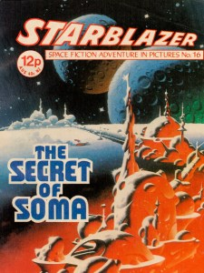 Starblazer Issue 16