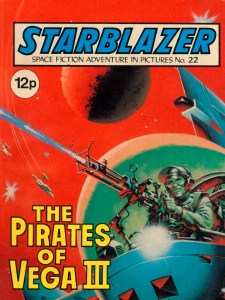 Starblazer Issue 22