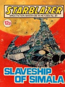 Starblazer Issue 23